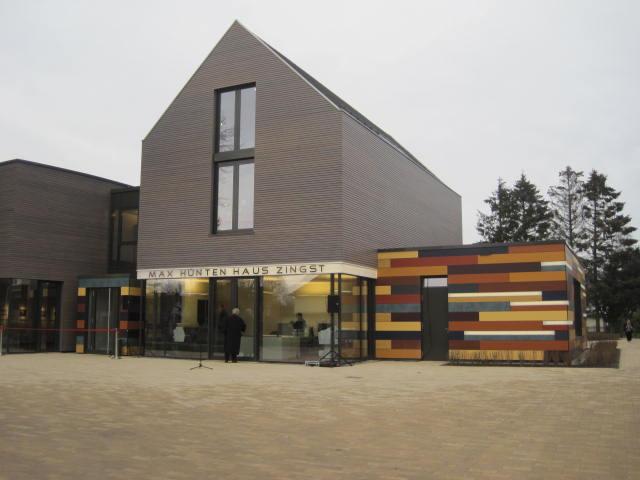 Zingst Bibliotheksverbund der Ostseebibliotheken